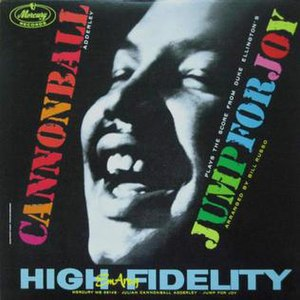 Jump for Joy (Cannonball Adderley album) - Image: Jump for Joy (Cannonball Adderley album)