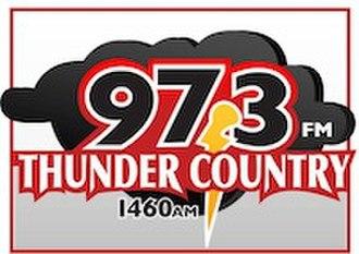 KKOY (AM) - Image: KKOY AM Thunder Country logo
