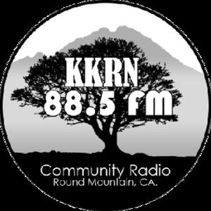 KKRN - Image: KKRN FM logo