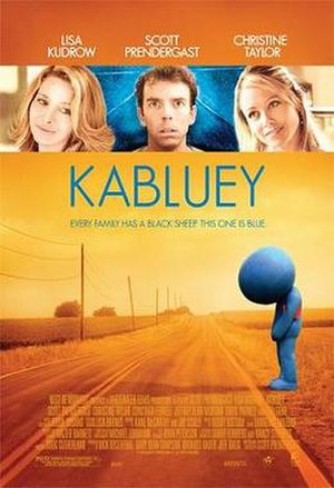 Kabluey - Theatrical release poster