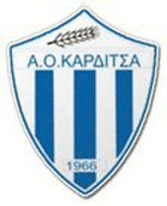 A.O. Karditsa F.C. - Image: Karditsaao