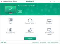 Kaspersky Internet Security Suite