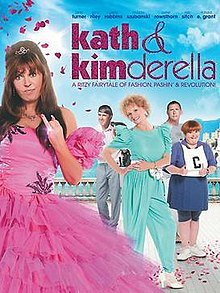 Kath and Kimderella Poster.jpg