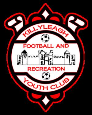 Killyleagh Youth F.C. - Image: Killyleagh YFC badge