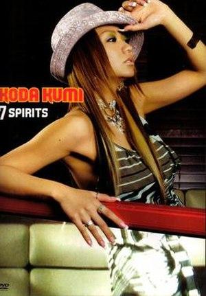 7 Spirits - Image: Koda Kumi 7 SPIRITS DVD cover