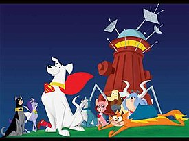 List of Krypto the Superdog characters - Wikipedia