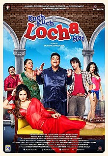 Kuch Kuch Locha Hai (2015) - Hindi Movie