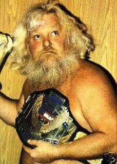 Moondog Spot American professional wrestler