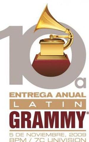 10th Annual Latin Grammy Awards - Image: Latingrammys 10