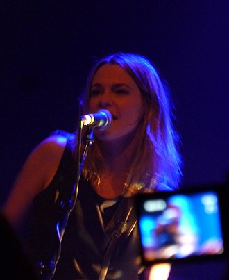 Leisha Hailey - Leisha Hailey performing at Shepherd's Bush Empire in London, April 2012
