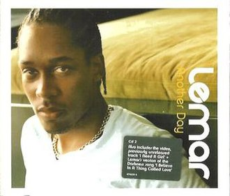 Another Day (Lemar song) - Image: Lemar Another Day CD2