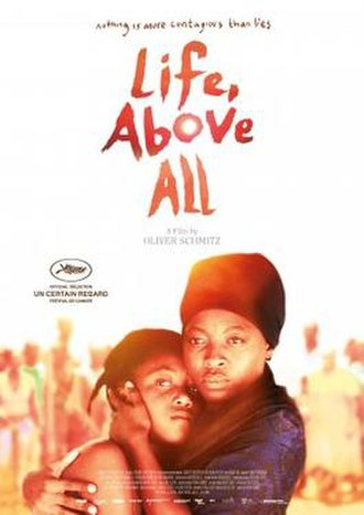Life, Above All - Image: Life, Above All