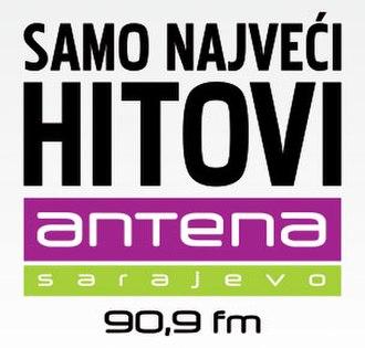 Antena Sarajevo - Official logo