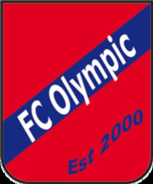 Tallinna FC Olympic Olybet - Previous logo