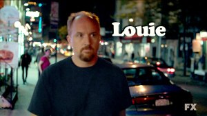 Louie (TV series) - Image: Louie title