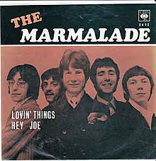 Image result for THE MARMALADE