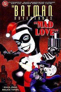 <i>The Batman Adventures: Mad Love</i>