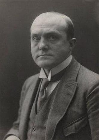 Max Beckmann - Max Beckmann, photograph by Hans Möller, 1922
