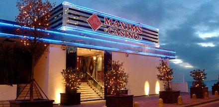 Maxims casino in southend twitter gambling ads