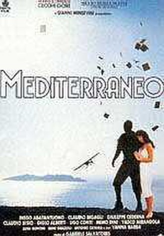 Mediterraneo - original movie poster