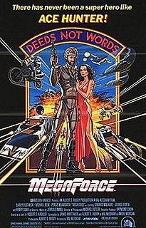 <i>Megaforce</i> 1982 film by Hal Needham
