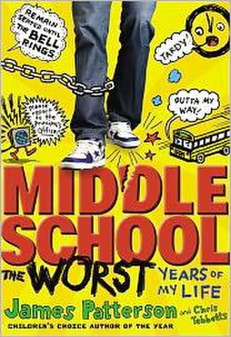 Middle School: The Worst Years of My Life - Image: Middle School The Worst Years of My Life