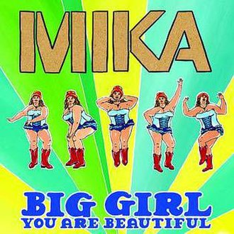 Mika - Big Girl (You Are Beautiful) (studio acapella)
