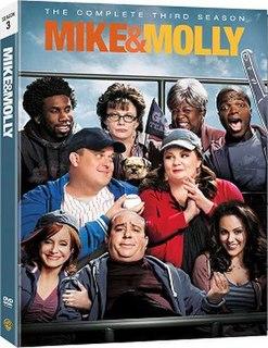 <i>Mike & Molly</i> (season 3)