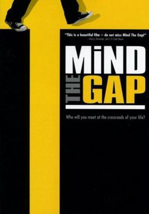 Mind the Gap (2004 film) - Theatrical release poster