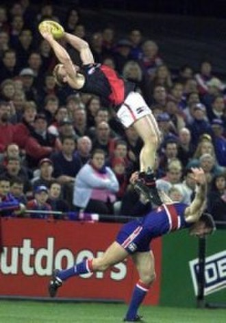 Mark of the Year - Gary Moorcroft's famous 2001 mark of the year