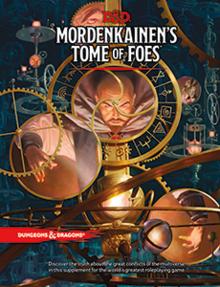 Mordenkainen's Tome of Foes - Wikipedia