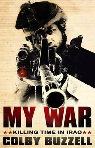 My War: Killing Time in Iraq - Image: My War Killing Time in Iraq book cover