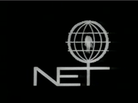 "The 1966-1968 NET ""flame"" logo."