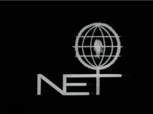 National Educational Television logo, circa 1968.