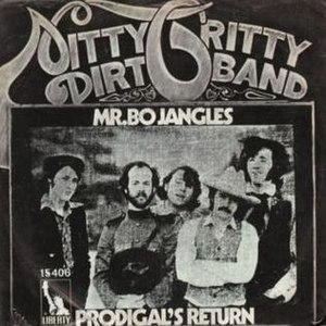 Mr. Bojangles (song) - Image: NGDB Bojangles cover