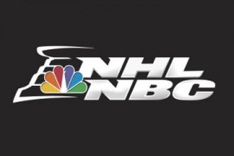 NHL on NBC - NHL on NBC logo used from 2005 to 2011.