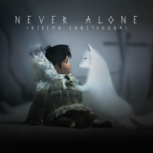 Never Alone (video game) - Image: Never Alone Box Art, Box art 1080x 1080
