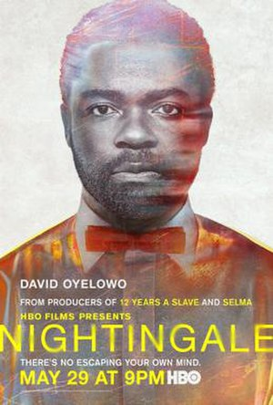 Nightingale (film) - Television release poster
