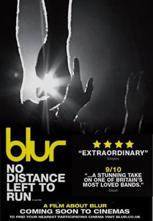 No Distance Left to Run (film) - Image: No Distance