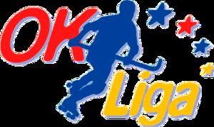 OK Liga - Image: OK Liga logo