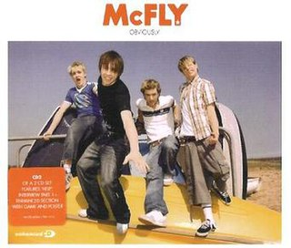 Obviously 2004 single by McFly
