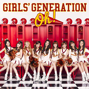 Oh! (Girls' Generation song) - Image: Ohjpn snsd