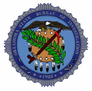 Oklahoma State Bureau of Investigation - Image: Oklahoma State Bureau of Investigation logo