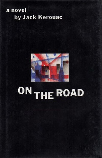 Picture of a book: On The Road