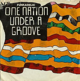 One Nation Under a Groove (song) - Image: Onenationfunk
