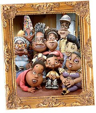 The PJs - Portrait of most of the major characters