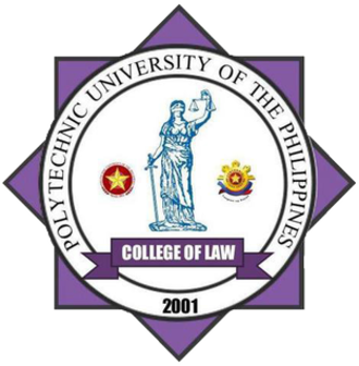 Polytechnic University of the Philippines College of Law - Seal of the College of Law
