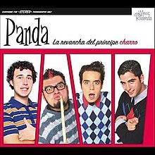 album la revancha del principe charro panda