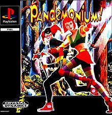 Pandemonium! (video game) - Wikipedia