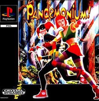 Pandemonium! (video game) - Image: Pandemonium box
